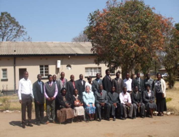 Head Teachers Workshop - Group Photo