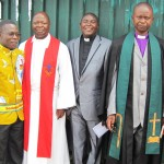 North-Western Presbytery Joins In Golden Jubilee Launch