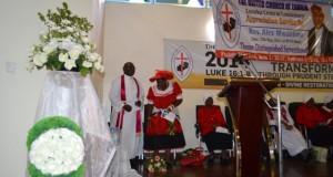 Long Service Appreciation – Rev. A. Mwalilino