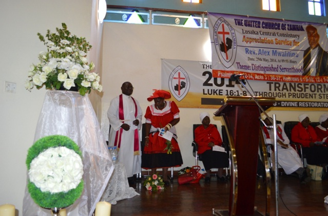 Rev Mwalilino