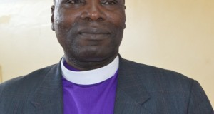 Rev. M. Mulumbwa – The Immediate Past Synod Bishop