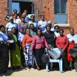 Training for Transformation Grail Centre Trust Consultant visits Zambia