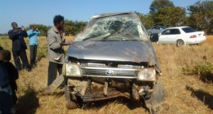 Mwenzo Consistory Stakeholders Consultative Meeting Participants survive a fatal road accident